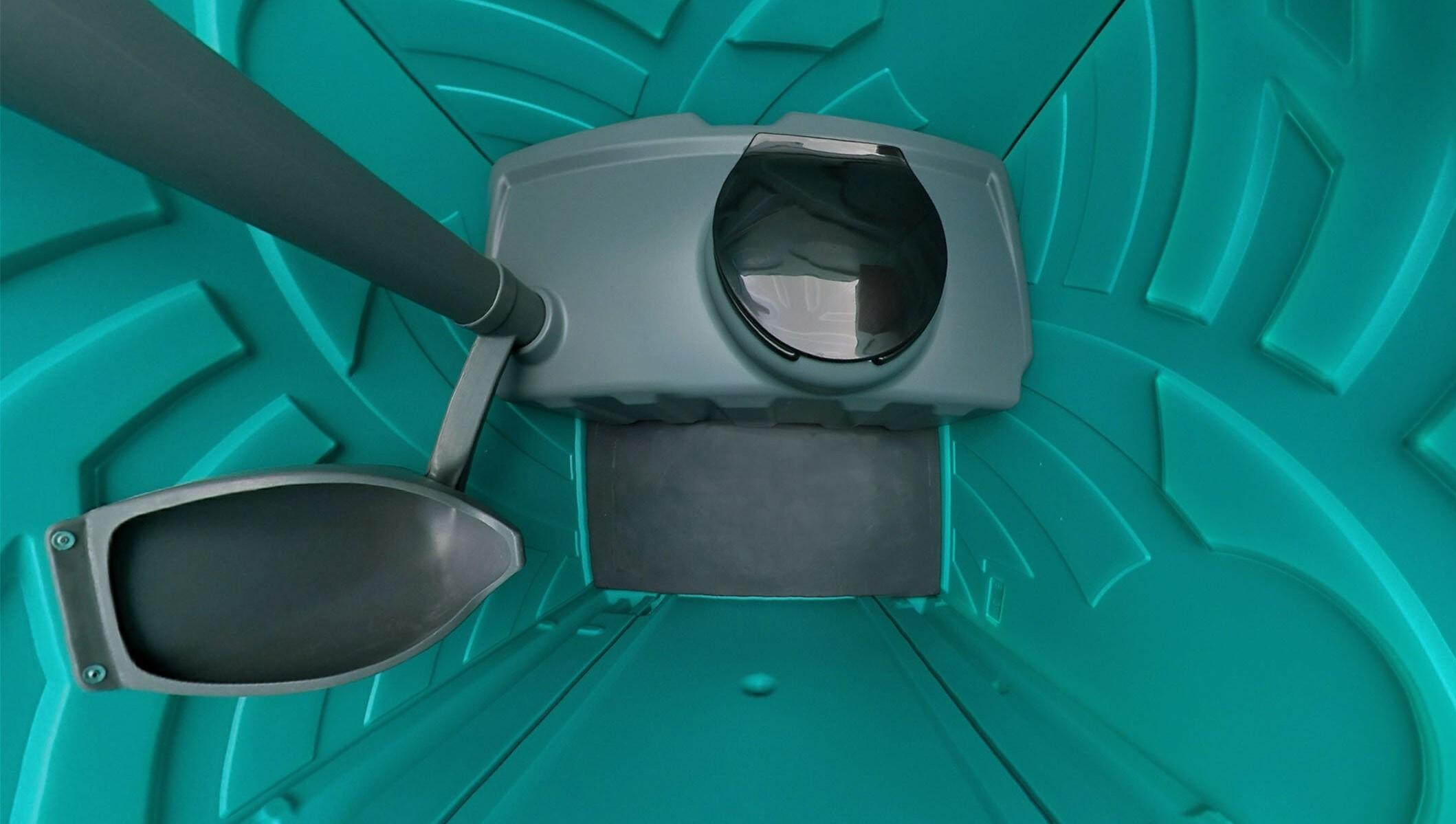 Wyposażenie toalety przenośnej