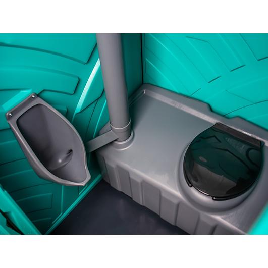 wyposażenie standardowe kabiny toaletowej na wynajem