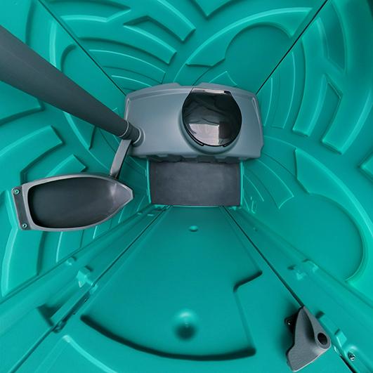 wnętrze kabiny standard