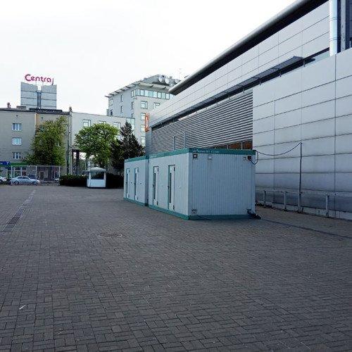 WC Serwis napoznańskim Pyrkonie