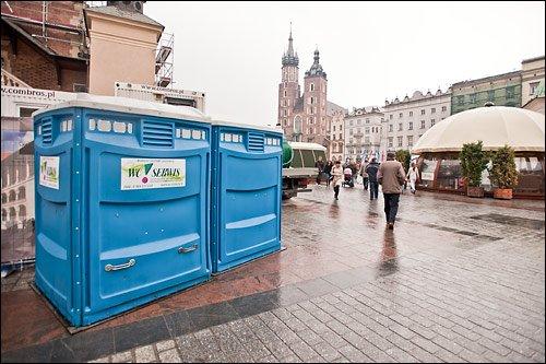 Kontenery sanitarne nawynajem wKrakowie