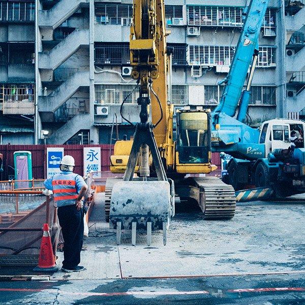 Organizacja placu budowy
