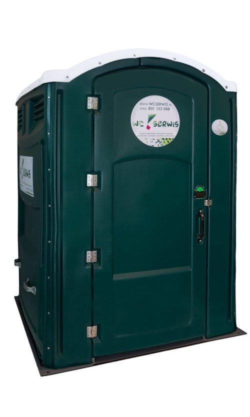 Przenośna toaleta dla osób niepełnosprawnych