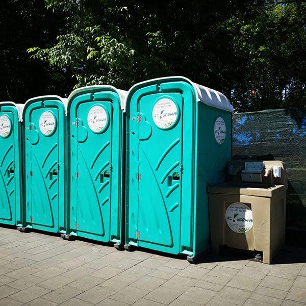 Jarosław wynajem toalet