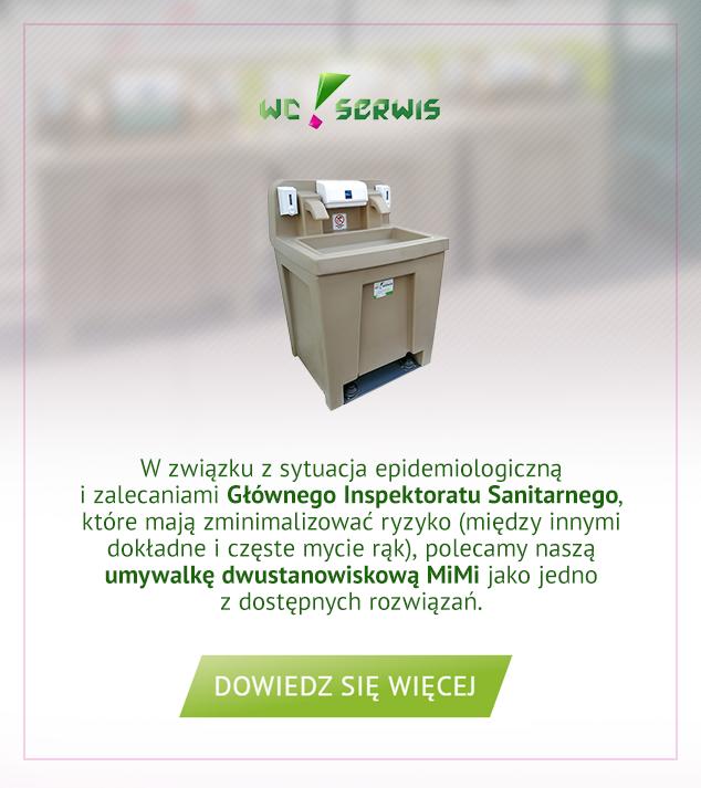 Umywalka Mimi