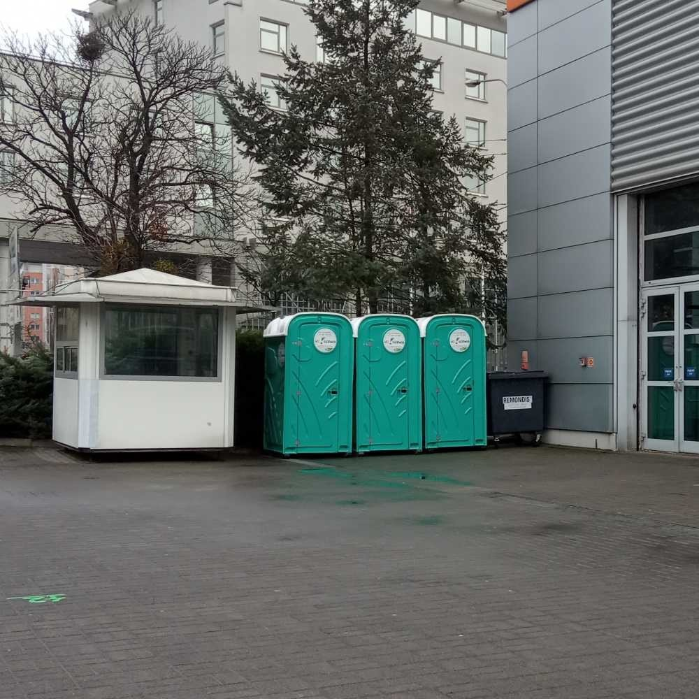 toalety przenośne wGdańsku